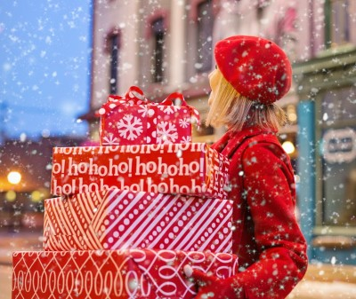 Top 5 destinations for London Christmas Shopping